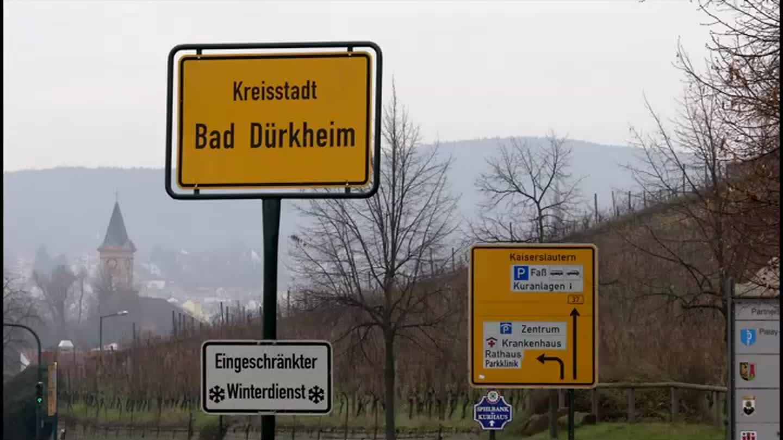 Leiche In Bad Dürkheim
