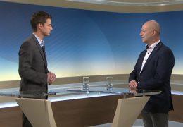 Im Talk: Der Vorsitzende der Gewerkschaft der Polizei Hessen