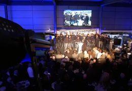Neujahrsempfang bei Darmstadt 98