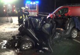 Tödlicher Unfall bei Bad Arolsen