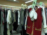 Kostümverkauf bei den Nibelungen