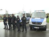 Diskussion um Polizeistärke