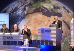 ESA informiert über neue Satellitenstarts