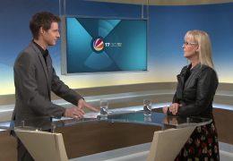 Zu Gast im Studio: Prof. Susanne Schröter