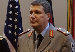 Neuer Stabschef bei der US-Army in Europa
