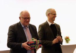 Bähr übergibt Vorsitz der LIGA der Freien Wohlfahrtspflege