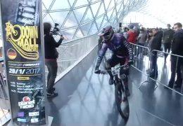 Downmall-Rennen in Frankfurt