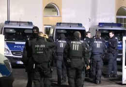 Anti-Terror-Razzia in Hessen