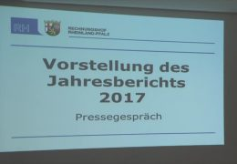 Landesrechnungshof stellt Jahresbericht vor