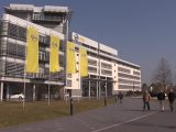 Betriebsversammlung bei Opel