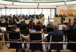 Opel im hessischen Landtag