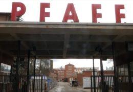 Was wird aus dem Pfaff-Gelände?