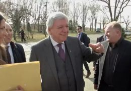 Volker Bouffier auf Dienstreise in Serbien