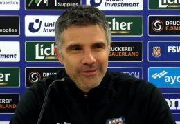 Neuere Coach beim FSV Frankfurt