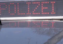 Polizei macht mobil gegen Einbrecherbanden