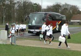 U19 Nationalmannschaft trainiert für EM-Quali