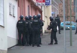 Polizei durchsucht Moschee in Kassel