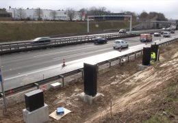 Achtung Radarfalle am Hechtsheimer Tunnel