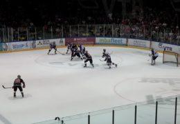 Eklat beim Eishockey-Derby