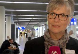Ulrike Johanns – Flughafenseelsorgerin in Frankfurt