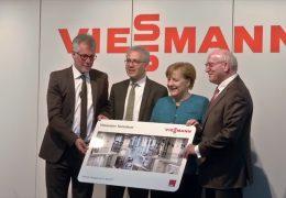 Viessmann weiht neues Forschungszentrum ein