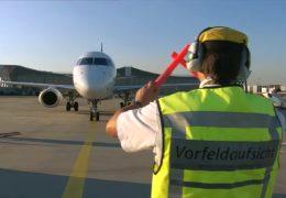 Krisengespräch zwischen Fraport und der Lufthansa