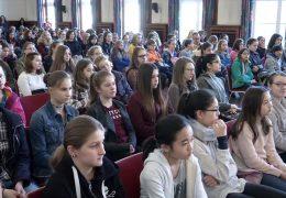 Girlsday bei den Physikern an der Uni Mainz