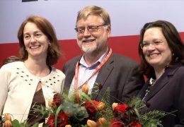 SPD Parteitag Rheinland-Pfalz