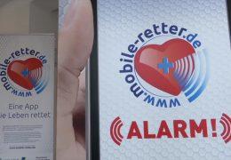 App kann im Notfall Leben retten