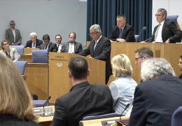Debatte über Hahn-Gutachten