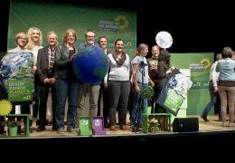 Grüne wählen neue Landesvorsitzende