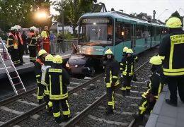 Tödlicher Unfall mit U-Bahn