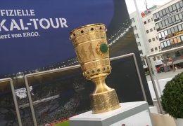 Frankfurt freut sich auf das Pokalfinale