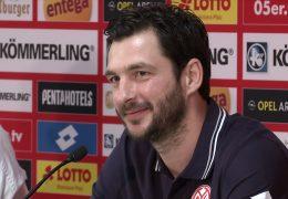 Sandro Schwarz ist neuer 05er-Cheftrainer