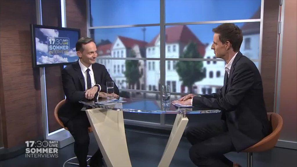 Das Sommerinterview mit Volker Wissing