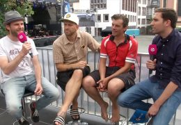 Sportfreunde Stiller in Worms