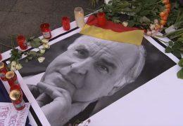 Trauer um den Altkanzler Helmut Kohl
