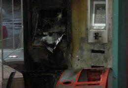 Fahrkartenautomatensprenger vor Gericht