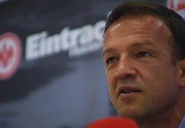Eintracht schliesst Frieden mit Meier