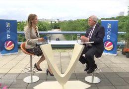 Das Sommerinterview mit Volker Bouffier