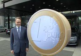 Deutsche Bundesbank wird 60