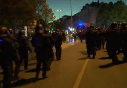 Wie erlebten die hessischen Polizisten die G20-Krawalle in Hamburg?