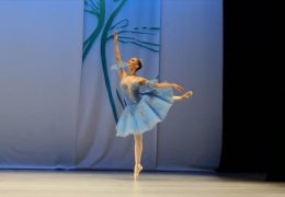 Eine Primaballerina aus Rheinhessen für Kiev