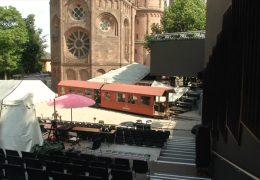 Nibelungenfestspiele stellen Bühnenbild vor