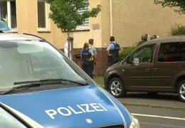 Schüsse in Kassel