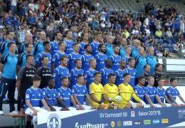 Darmstadt 98 feiert Saisoneröffnung