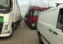 Einsatzkräfte klagen über fehlende Rettungsgassen