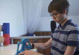 Ein Roboterarm für Tamara