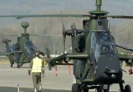 Trauer um tote Hubschrauber-Piloten