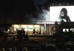 Probe der Nibelungen-Festspiele